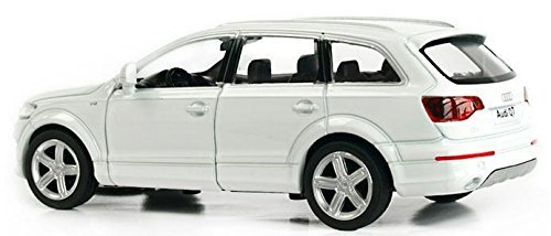 RMZ City - Audi Q7 V12 Diecast Scaled Model (White)