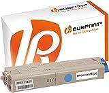 Bubprint Toner kompatibel für Oki 46490607 XL für C532 DN C532DN C542DN MC563DN MC573DN 6.000 Seiten Cyan