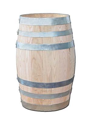 100 Liter Holzfass, neues Fass, Weinfass aus Kastanienholz