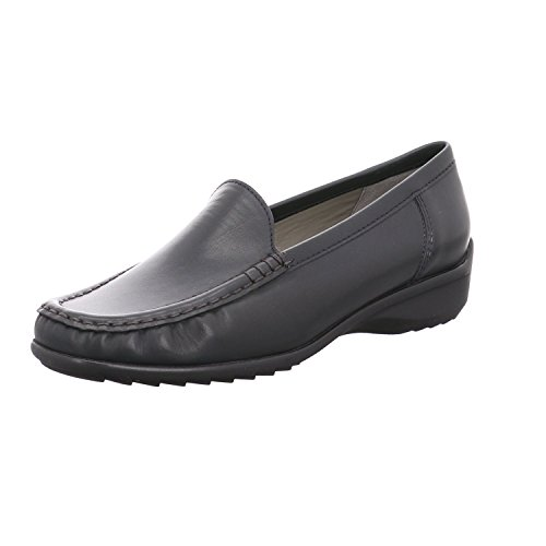 ara ATLANT 4010132 Damen Slipper 00 dunkel blau