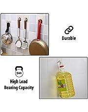 HOKIPO® Magic Sticker Series Self Adhesive Hooks