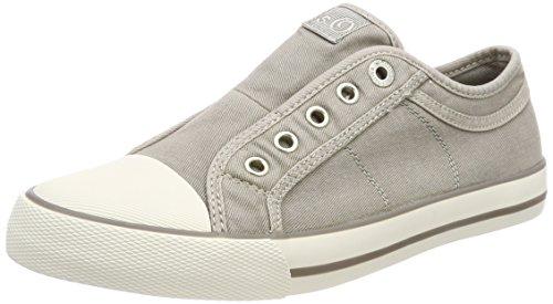 s.Oliver Damen 24635 Sneaker, Grau (Lt Grey), 37 EU