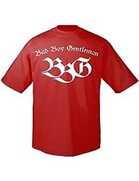 Bad Boy Gentleman BBG Red 188119 Herren T-Shirt