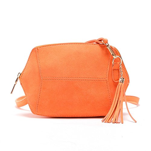 Imagen de Bolso de color naranja - modelo 3