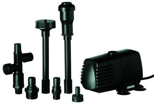 Ubbink® Teichpumpe Xtra 2300 für Wasserfälle, Springbrunnen und Teichfilter
