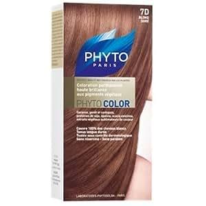 PHYTO Phytocolor 7D Blond Doré Coloration Soin Permanente