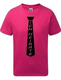 Herren Unisex Kurzarm T-Shirt Team Bräutigam Junggesellenabschied JGA Hochzeit