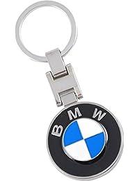 Gratitude BMW Logo Double Sided Metallic Keychain / Key Chain / Keyring / Key Ring