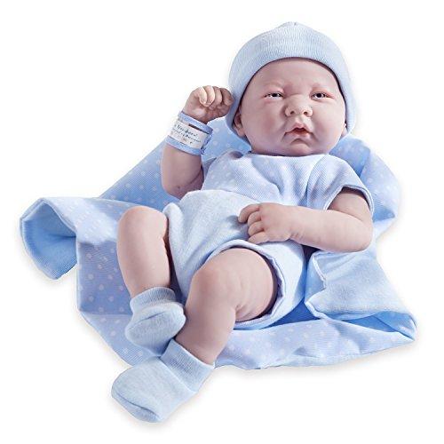 JC TOYS 102-18540 Poupée de bébé, avec un corps en...