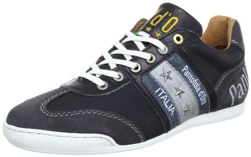 Pantofola d'Oro Ascoli Piceno, Sneaker bassa Uomo, Nero, 41
