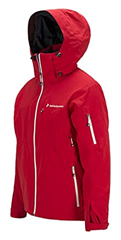 Peak Performance Maroon2 – Men's Ski Jacket – Red, Men, Maroon2, rojo (chinese red), Large