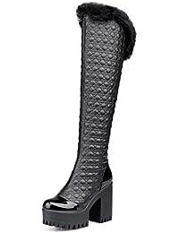 Suchergebnis auf für: dünn Stiletto Stiefel