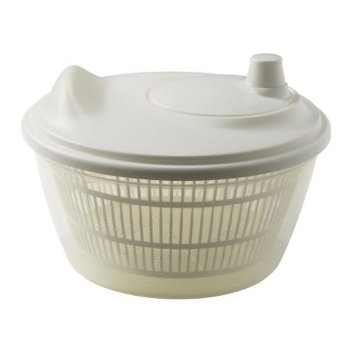 Ikea 601.486.78 Tokig Salad Spinner, White by Ikea