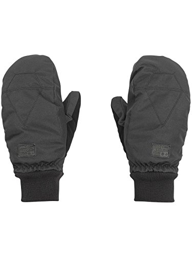 Volcom Damen Bistro Mitt Handschuhe, Black, M
