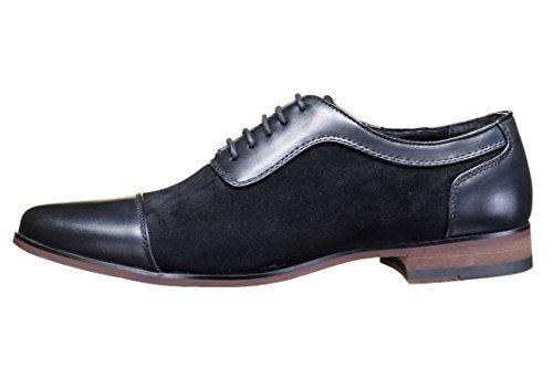 Chaussure Derbie Galax Gh3061 Black xqmFB