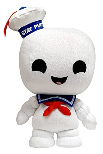 Ghostbusters Funko! - Marshmallow Man Fabrikations - Stay Puft 31 Plüschfigur (Man Ghostbusters Marshmallow)
