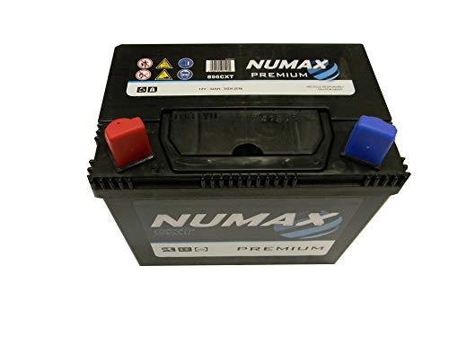 Numax 12N24-4/12N24-4 Lawnmower Batteria 12V 32Ah (896CXT) (y60N24. A) (U19)