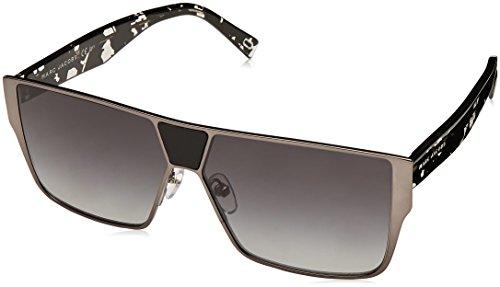 Marc Jacobs Unisex-Erwachsene MARC213S-V819O-60 Sonnenbrille, Schwarz, 60
