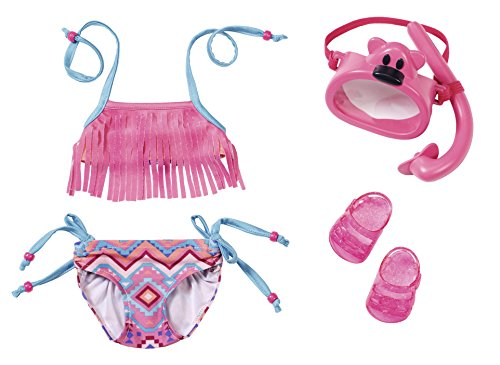 Zapf Creation 823750 - Baby born Play und Fun Deluxe Schwimm Set, Puppen