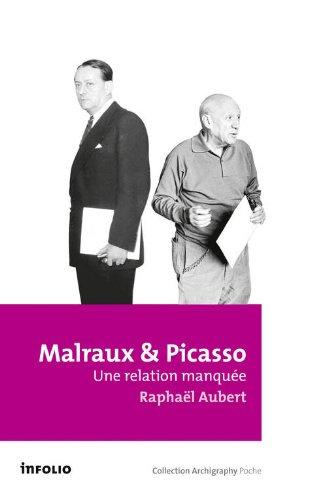 Malraux et Picasso - Une relation manquée par Raphael Aubert
