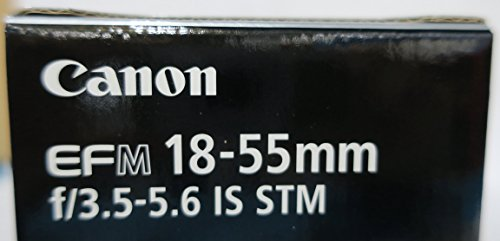 Canon EF-M 18-55mm 1:3,5-5,6 IS STM Standardzoom-Objektiv - 5