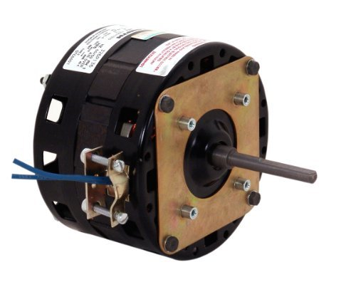 A.O. Smith OTC6001 1/15 HP, 1500 RPM, 1 Speed, 42Y Frame, CCWLE Rotation, 5/16-Inch by 2-3/4-Inch Flat Shaft OEM Direct Replacement by A. O. Smith