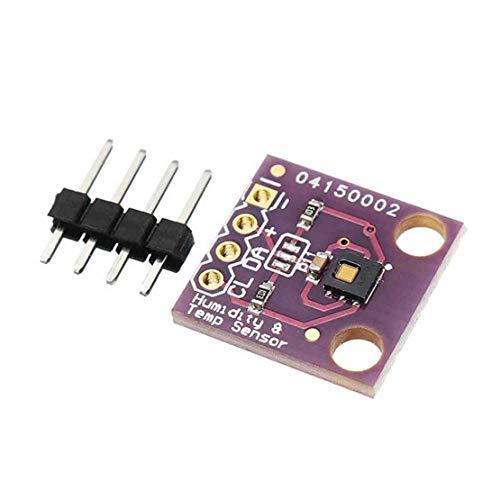 GY-213V-HDC1080-Modulo-sensore-temperatura-umidit-ad-alta-precisione-digitale-viola