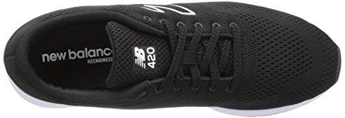 New Balance 420 Re-Engineered Bambino Sneaker Nero Nero