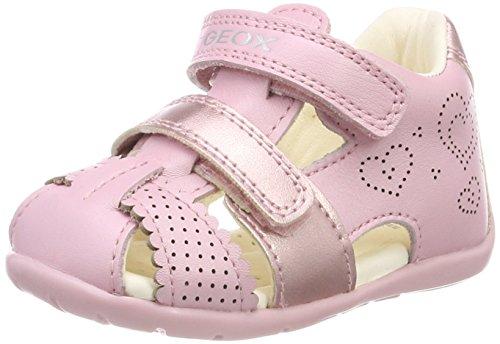 Geox Baby Mädchen B Kaytan C Sandalen Lt Pink, 22 EU