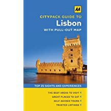 AA Citypack Lisbon (Travel Guide) (AA CityPack Guides)