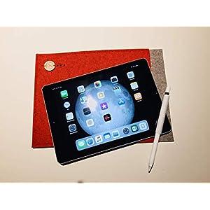 Apple iPad 9,7 ✔ Hülle aus regionalem Filz aus Österreich ✔ Handgemachte 9,7 Zoll Tasche für Apple iPad 9,7 ✔ Colours and Dreams