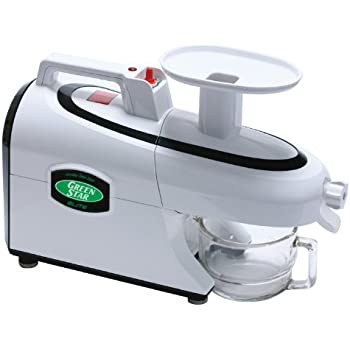 Tribest Greenstar Elite 5000 Extracteur de Jus