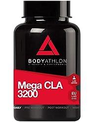 CLA 3200 - 90 perlas de 800mg - Acido linoléico conjugado Omega 6