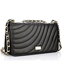 Satyapaul Women's Handbag (Black)