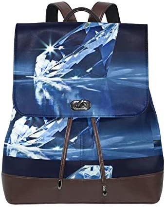 FAJRO blu Shinning Diamondtravel zaino zaino zaino borsa scuola confezione | Economico  | Arte Squisita  | Trendy  5e6949