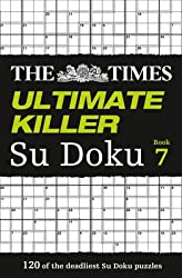 By The Times Mind Games ( Author ) [ The Times Ultimate Killer Su Doku Book 7 By Oct-2015 Paperback