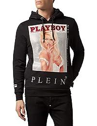 fdccce466bc87 Philipp Plein - Sweat-Shirt à Capuche - Moderne - Manches Longues - Homme  Noir