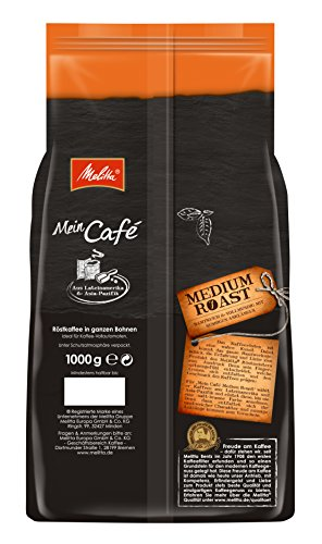 Melitta Mein Café Medium Roast, 1er Pack (1 x 1 kg) - 3