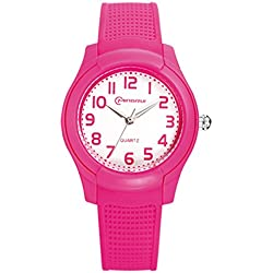 Casual watches for men and women/Fashion quartz watch/Sports waterproof watch-H