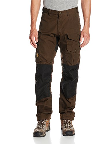Fjällräven Vidda Pro Trousers Blocked Men - Outdoorhose dark olive/dark olive 633