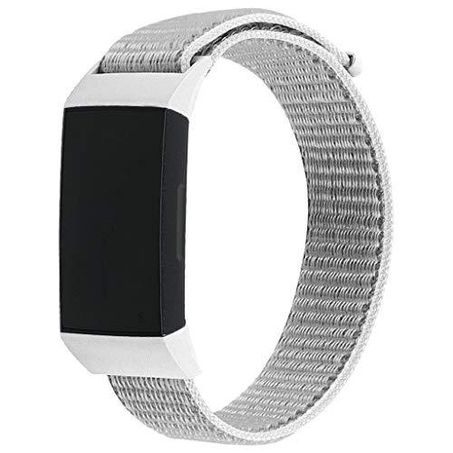 VRTUR Unisex Armbanduhren Milanese Edelstahl Magnet Armbänder Schnellspanner Uhrenarmband Fashion Uhrenband-Verschluss aus Edelstahl (,Grau)