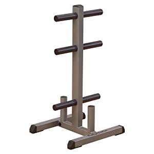 Body Solid Oly Weight Tree with Bar Holders