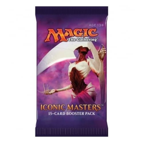 Iconic Masters Booster Pack – MTG Magic the Gathering – La venta 11/17/2017