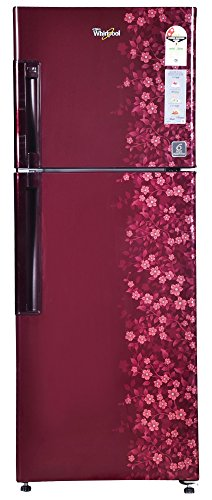 Whirlpool 245 L 2 Star Frost-Free Double Door Refrigerator (NEO SP258 ROY WINE EXOTICA(2S), Wine Exotica)