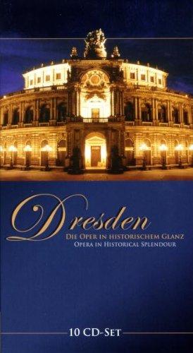 Preisvergleich Produktbild Dresden (die Oper in Historischem Glanz)