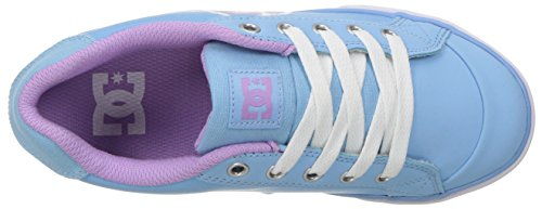 DC Shoes CHELSEA SE WOMENS SHOE D0302252 Damen Sneaker Blau / Weiß