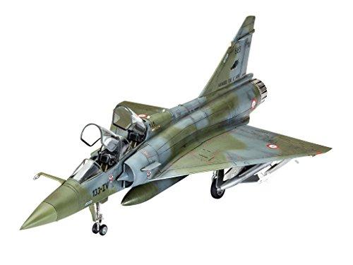 Revell - 04893 - Maquette D'aviation - Dassault Mirage 2000 D - 72 Pièces