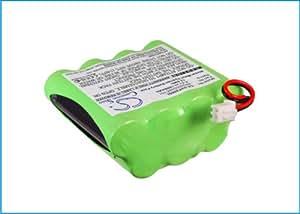 Batteria Dual DAB 20, Ni-MH, 1500/ 8.4V mAh