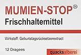 "Witzige Kaugummis ""MUMIEN-STOP"""