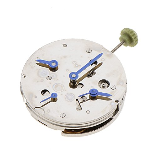 Foto de Dolity Movimiento Repuesto Accesorio para 8205 Reloj Wristwatch Pocket Eatch